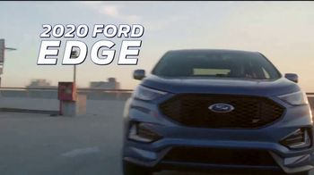 2020 Ford Edge TV Spot, 'Drive Into the New Year: Edge' [T2] - Thumbnail 3