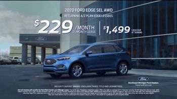 2020 Ford Edge TV Spot, 'Drive Into the New Year: Edge' [T2] - Thumbnail 5