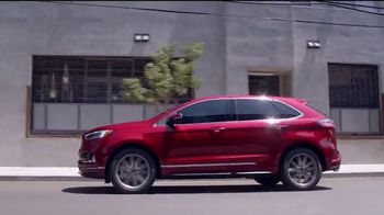 2020 Ford Edge TV Spot, 'Drive Into the New Year: Edge' [T2] - Thumbnail 6