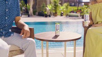 Corona Hard Seltzer Tropical Lime TV Spot, 'Beach Vibes' Song by Pete Rodriguez - Thumbnail 1