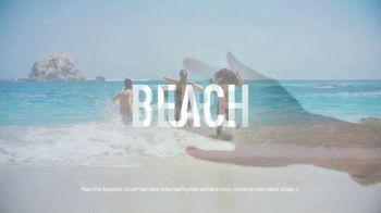 Corona Hard Seltzer Tropical Lime TV Spot, 'Beach Vibes' Song by Pete Rodriguez - Thumbnail 6