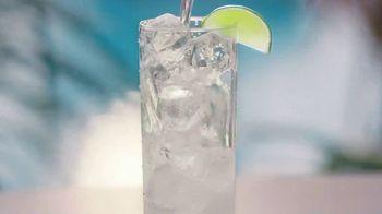 Corona Hard Seltzer Tropical Lime TV Spot, 'Beach Vibes' Song by Pete Rodriguez - Thumbnail 7