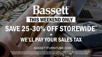Bassett Martin Luther King Sale TV Spot, 'Save 25-30%' - Thumbnail 10