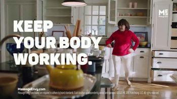 Massage Envy TV Spot, 'Working Hard: Free Session' - Thumbnail 10