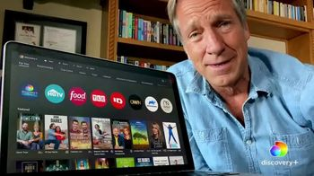 Discovery+ TV Spot, '55,000 Epiodes' Featuring Mike Rowe - Thumbnail 10
