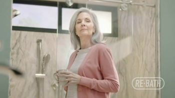 Re-Bath TV Spot, 'Simplicity of Service: Tub Shower Update'