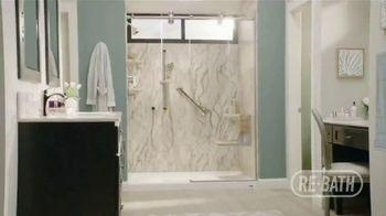 Re-Bath TV Spot, 'Simplicity of Service: Tub Shower Update' - Thumbnail 1