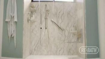 Re-Bath TV Spot, 'Simplicity of Service: Tub Shower Update' - Thumbnail 2