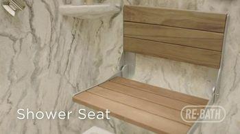 Re-Bath TV Spot, 'Simplicity of Service: Tub Shower Update' - Thumbnail 4