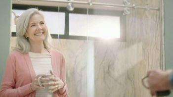 Re-Bath TV Spot, 'Simplicity of Service: Tub Shower Update' - Thumbnail 8