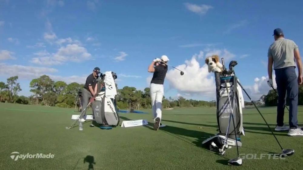 Golftec Tv Commercial Hliday Gifts Proof Featuring Rory Mcilroy Ispot Tv