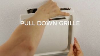 NuTone TV Spot, 'Freshen up Your Bathroom' - Thumbnail 4