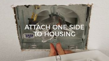 NuTone TV Spot, 'Freshen up Your Bathroom' - Thumbnail 9