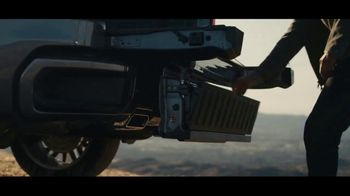 2021 GMC Sierra TV Spot, 'Anthem' [T2] - Thumbnail 4