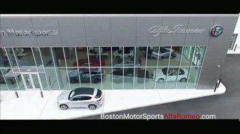 Alfa Romeo Season of Speed Event TV Spot, 'Type A: Stelvio' Featuring Alexander Skarsgård [T2] - Thumbnail 8