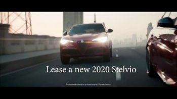 Alfa Romeo Season of Speed Event TV Spot, 'Type A: Stelvio' Featuring Alexander Skarsgård [T2] - Thumbnail 5