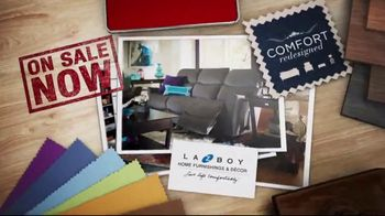 La-Z-Boy Inventory Overstock Sell Off TV Spot, 'Save 50%' - Thumbnail 2