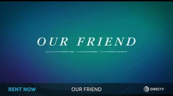 DIRECTV Cinema TV Spot, 'Our Friend' Song by Humbear