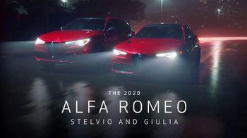 Alfa Romeo TV Spot, 'Control' Song by Emmit Fenn [T2]