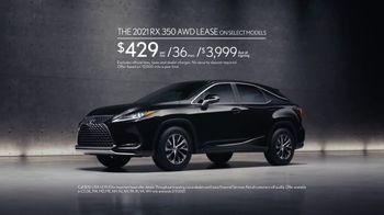 2021 Lexus RX TV Spot, 'Fearless Leader' [T2] - Thumbnail 9
