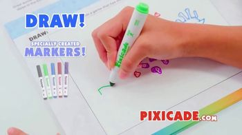 Pixicade Mobile Game Maker TV Spot, 'From Paper to Screen' - Thumbnail 2