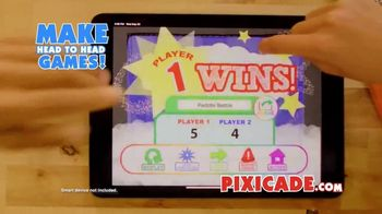 Pixicade Mobile Game Maker TV Spot, 'From Paper to Screen' - Thumbnail 5