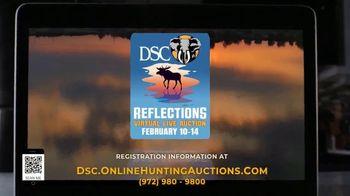 DSC Foundation Reflections Virtual Live Auction TV Spot, '2021 Spot'