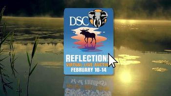 DSC Foundation Reflections Virtual Live Auction TV Spot, '2021 Spot' - Thumbnail 1
