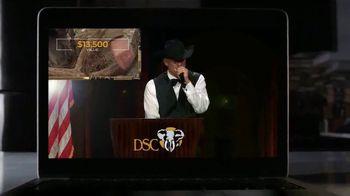 DSC Foundation Reflections Virtual Live Auction TV Spot, '2021 Spot' - Thumbnail 2
