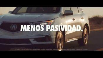 2020 Acura MDX TV Spot, 'Menos pasividad, más agresividad' [Spanish] [T2] - 2 commercial airings