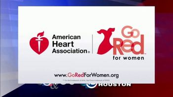American Heart Association TV Spot, 'Go Red: Heart Disease Doesn't Discriminate' - Thumbnail 10
