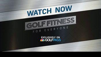 GolfPass TV Spot, 'Golf Fitness for Everyone' - Thumbnail 9