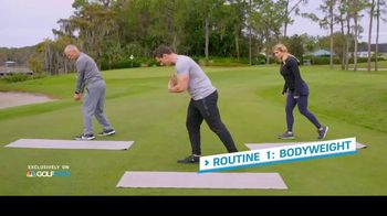 GolfPass TV Spot, \'Golf Fitness for Everyone\'