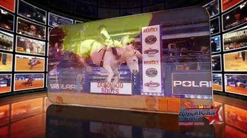 The American Rodeo TV Spot, 'Champions Were Born'