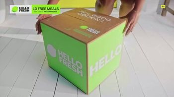 HelloFresh TV Spot, 'Meals With Mindy: Pork Tacos' Featuring Mindy Kaling - Thumbnail 1