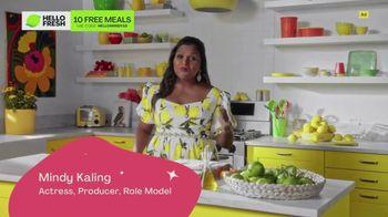 HelloFresh TV Spot, 'Meals With Mindy: Pork Tacos' Featuring Mindy Kaling - Thumbnail 3