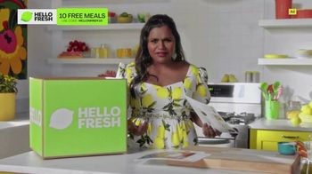 HelloFresh TV Spot, 'Meals With Mindy: Pork Tacos' Featuring Mindy Kaling