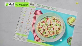 HelloFresh TV Spot, 'Meals With Mindy: Pork Tacos' Featuring Mindy Kaling - Thumbnail 8
