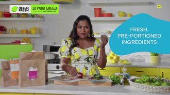 HelloFresh TV Spot, 'Meals With Mindy: Pork Tacos' Featuring Mindy Kaling - Thumbnail 9
