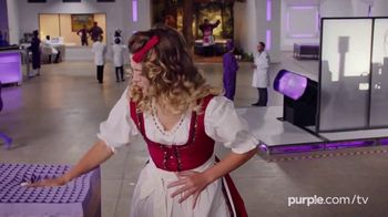 Purple Mattress Winter Sale TV Spot, 'Angry Memory Foam' - Thumbnail 3