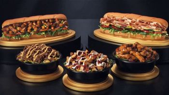 Subway TV Spot, 'Go Pro: Double the Protein on Footlongs or Protein Bowls for $2' - Thumbnail 5
