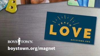 Boys Town TV Spot, 'Teach to Love'