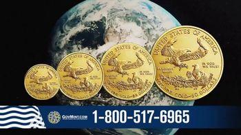 GovMint.com 2021 Gold American Eagle TV Spot, 'Moment in Time' - Thumbnail 5