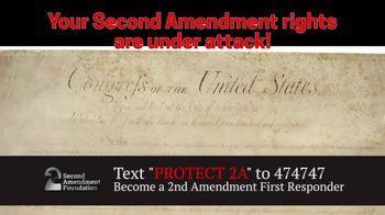 Second Amendment Foundation (SAF) TV Spot, '2A First Responders' - Thumbnail 1