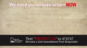 Second Amendment Foundation (SAF) TV Spot, '2A First Responders' - Thumbnail 2