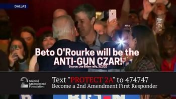 Second Amendment Foundation (SAF) TV Spot, '2A First Responders' - Thumbnail 6