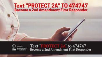 Second Amendment Foundation (SAF) TV Spot, '2A First Responders' - Thumbnail 7