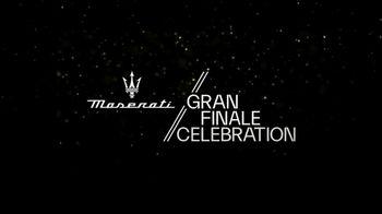 Maserati Gran Finale Celebration TV Spot, 'Shift Gears' [T2] - Thumbnail 4