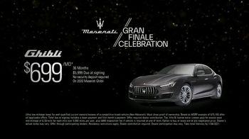 Maserati Gran Finale Celebration TV Spot, 'Shift Gears' [T2] - Thumbnail 5