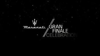 Maserati Gran Finale Celebration TV Spot, 'Unwrap the Gift of Thrilling Luxury' [T2] - Thumbnail 4